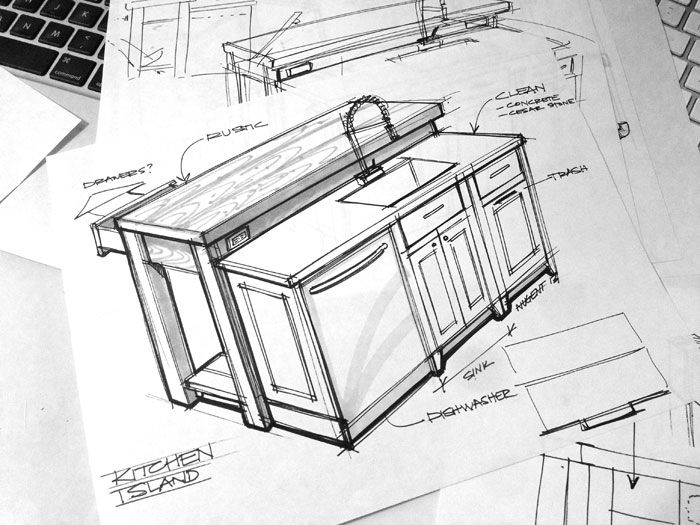 kitchen-design-sketches