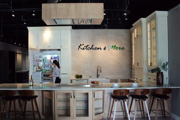 Kitchen Cabinet Design Selection