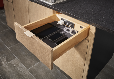 Charging Pull Out Drawer
