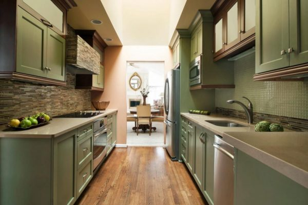 galley kitchen designs bellevue
