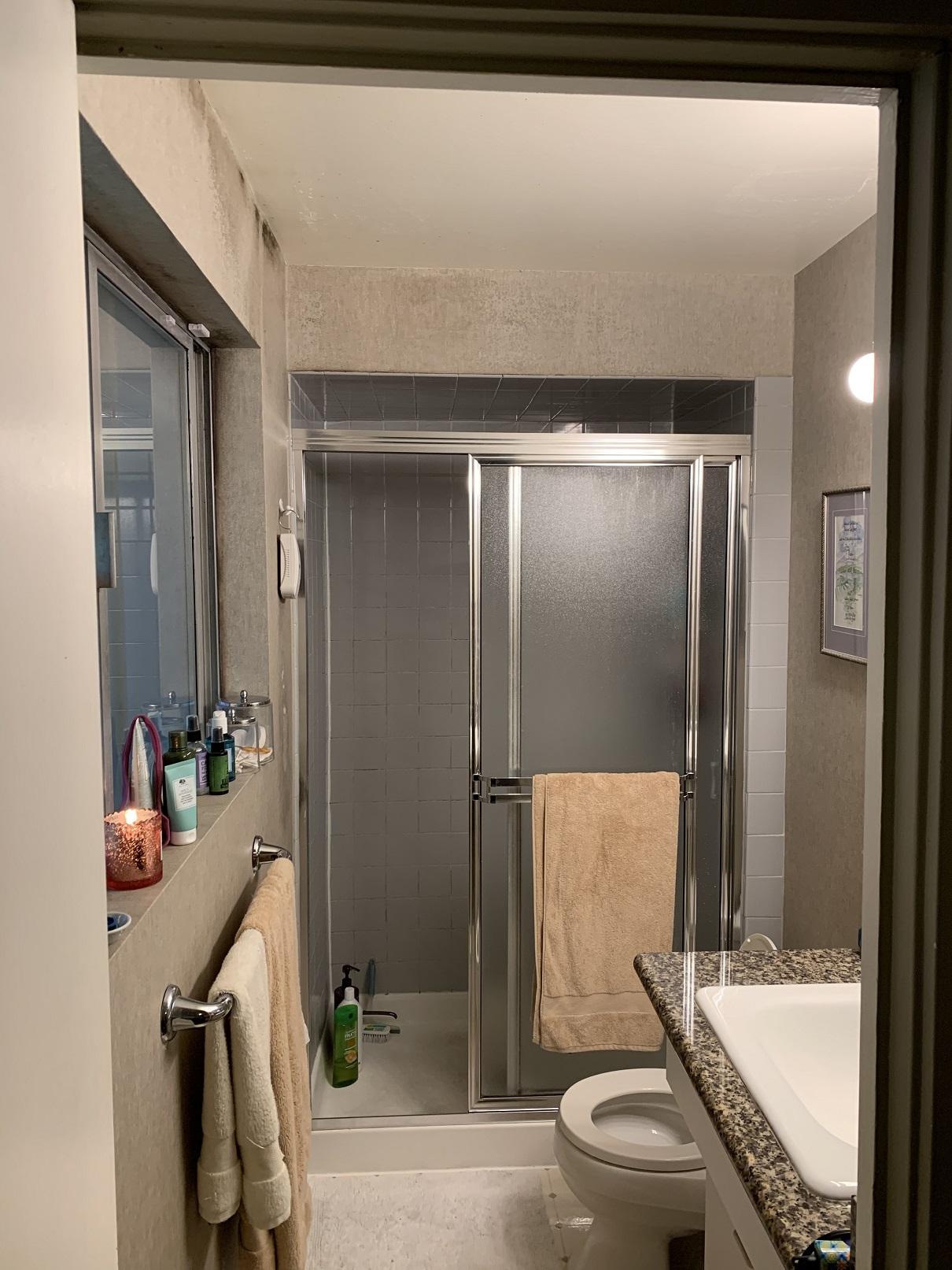 Before After Bathroom Remodeling Project Bellevue Kitchen More